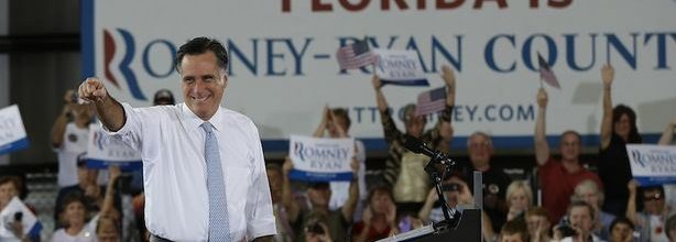One final nail in Romney's coffin:  He lost Florida