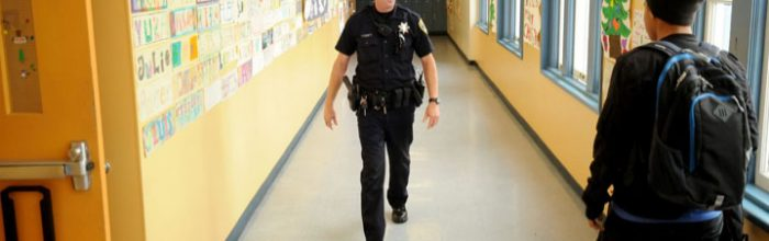 Armed security in schools?  Yep, that's the NRA's answer to school shootings