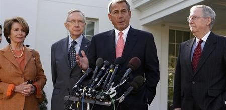 The fiscal cliff debacle: From hope to hopelessness
