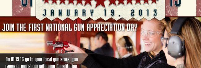 'Gun Appreciation Day' backfires, leaves five people wounded in 'accidental shootings'