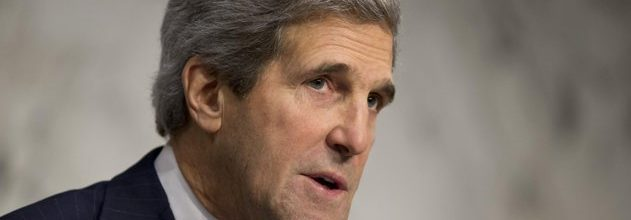 John Kerry faces confirmation hearing from his own committee