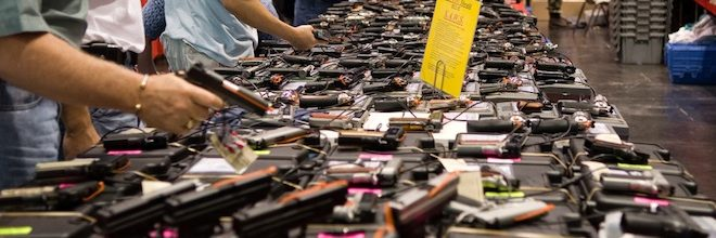 Senate Dems readying gun control options