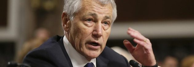 Divided Senate confirms Chuck Hagel for Defense Secretary
