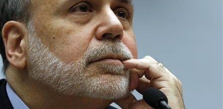 Bernanke says Fed pullback could put economic recovery at risk