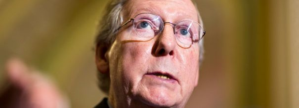 Sen. Mitch McConnell's own history of racism