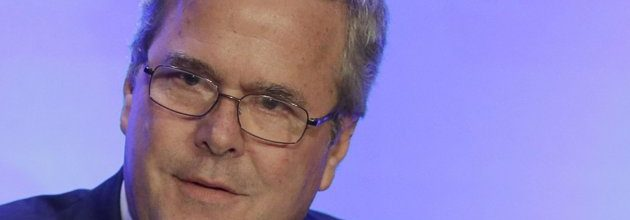 Jeb Bush calls political reporters 'crack addicts'