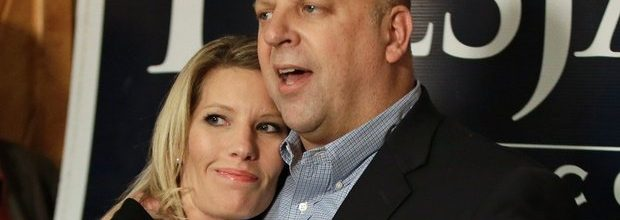 Republican hypocrisy: Supporting womanizer Scott DesJarlais