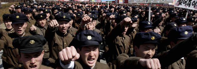 North Korea threatens to 'settle accounts' with United States