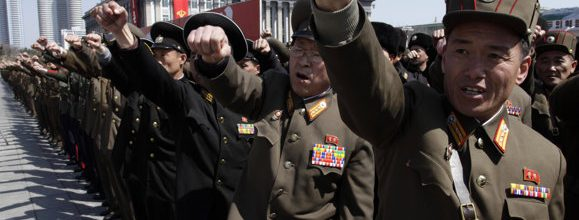 "North Korea:  More 'bark"" than 'bite'?"