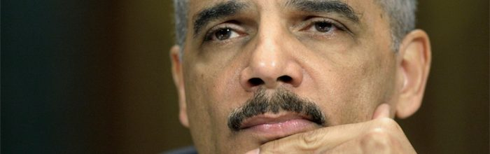 News groups to Holder's off the record meeting: 'No way'