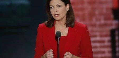 Senator confronted over vote against gun background checks