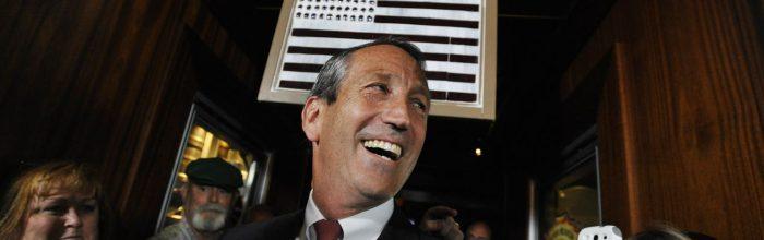 Mark Sanford finds redemption from South Carolina voters