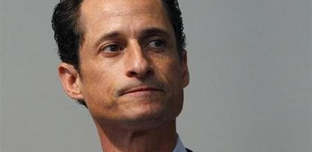 A Weiner returns to politics to run for New York City Mayor