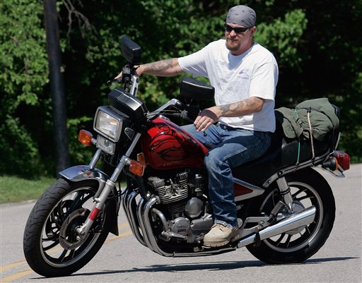 For motorcycle riders, no helmets mean more injuries ...