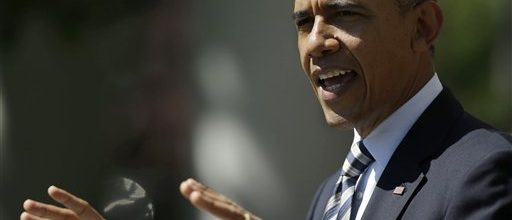Obama claims to see signs of strength in economy