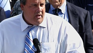 Tough choice for Christie in New Jersey Senate selection