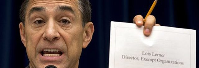 IRS scandal puts Issa at center stage