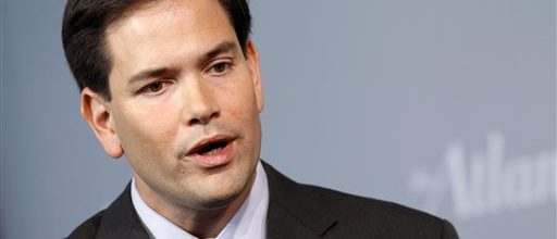 Rubio trying to round up support on immigration bill