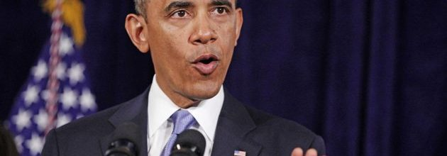 Obama says Americans must learn to live with government spying on them