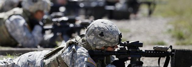 Pentagon plans to put more and more women in combat