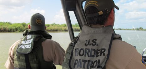 Senate close to compromise on border security