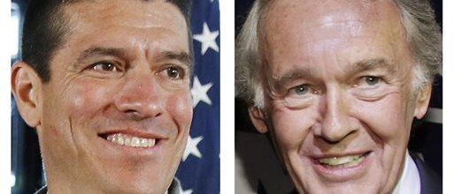 Massachusetts voters picking a new senator