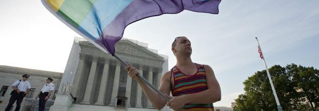 Supreme Court gay marriage decision due Wednesday