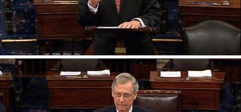 Reid heads for rules showdown in Senate
