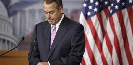 Boehner evades leadership on immigration bill