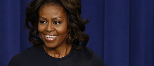 Michelle Obama turns 50, joins AARP
