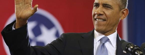 Obama to Democrats: 'Yeah, I'm here to help'