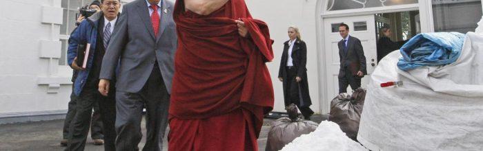 Obama's meeting with Dalai Lama angers Chinese