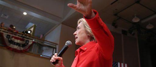 Clinton takes center stage on Benghazi showdown