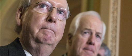 Senate going after Obamacare