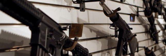Democratic ire over GOP gun bill