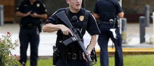 Former Marine kills three Baton Rouge cops