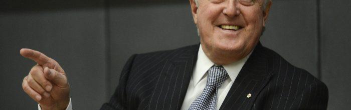 Former Canada PM: 'Trump's a loser'
