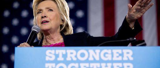 Campaign rhetoric: She said, he said