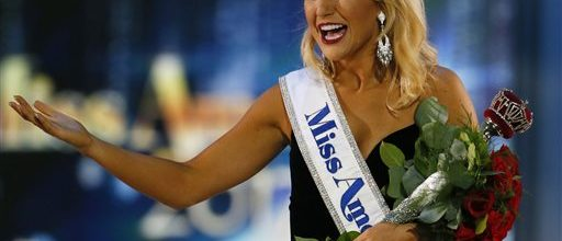 Miss America to Clinton, Trump: 'Compromise'