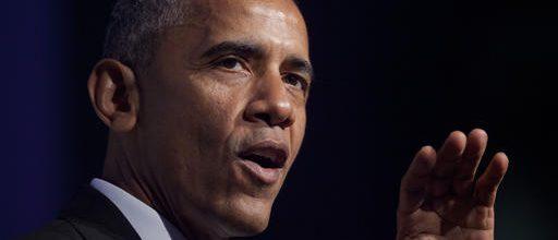 Obama to blacks: Vote for Clinton