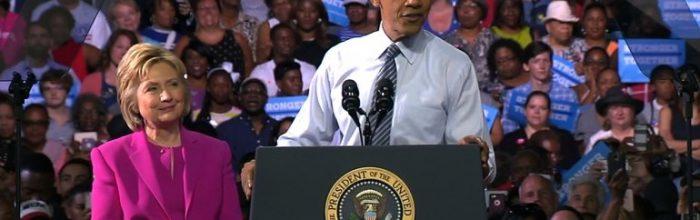 Obama questions Republicans who still support Trump