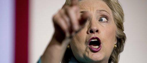 Clinton calls FBI actions 'troubling'