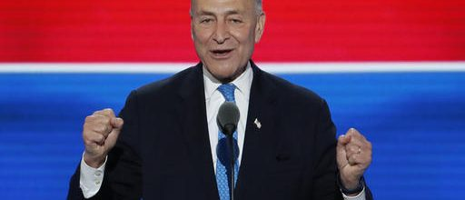 Dems want Schumer as their leader