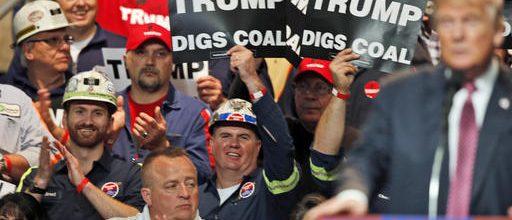 Trump: Bye, bye to environmental safeguards