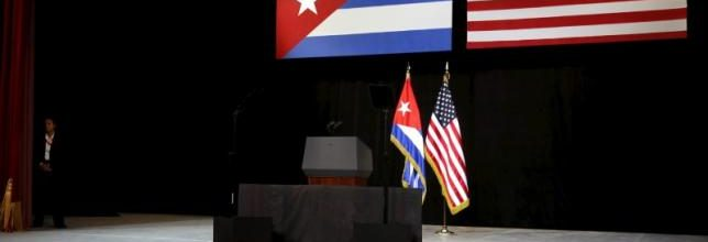 Trump wants better deal with Cuba