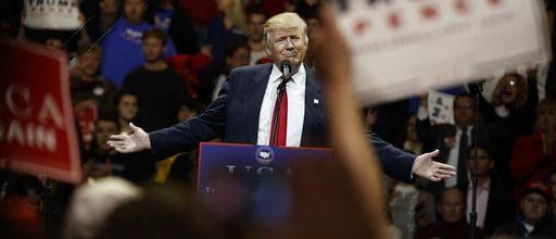 Trump kicks off 'thank you' tour