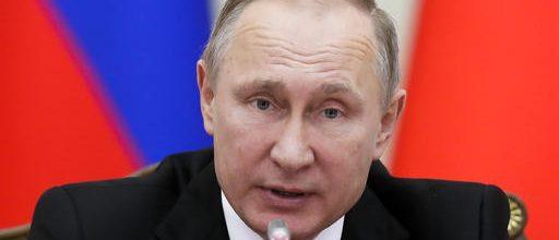 Putin wants Trump to stop sanctions
