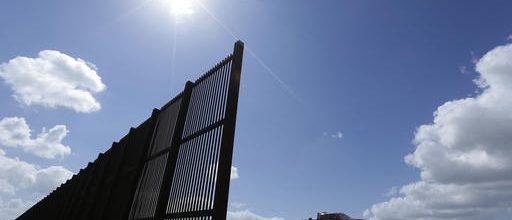 Trump's Mexico wall delights his flock