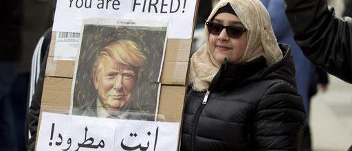 Washington state AG sues Trump