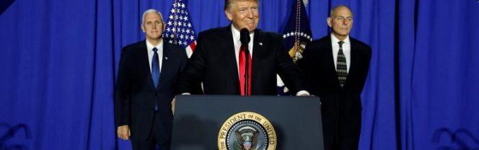 Trump: 'Islam a major terror threat'
